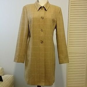 Vintage coat by Le Suit